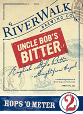 Craft Beer - Uncle Bobs Bitter
